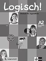 Logisch! A2 Grammatiktrainer. Deutsch für Jugendliche