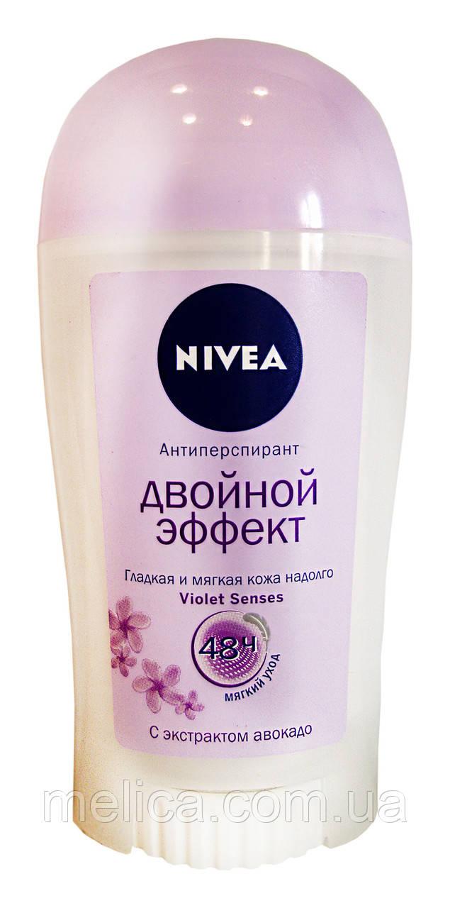 Антиперспирант стик Nivea Двойной эффект - 40 мл.