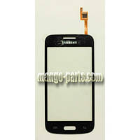 Тачскрин/Сенсор Samsung G350E Galaxy Star 2 Plus черный  high copy (SM-350E rev.14)