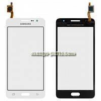 Тачскрин/Сенсор Samsung G530H/G530F Galaxy Grand Prime белый high copy