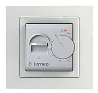 Терморегулятор механический (ручной) для теплого пола Terneo mex unic (белый)