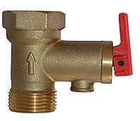Предохранительный клапан Afriso для бойлера с обратным клапаном, 6.7 бар