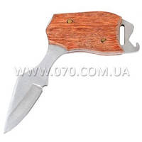 Нож тычковой FK-02 (длина: 9.5cm, лезвие: 7.0cm)