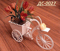 "Подставка для цветов ""Велосипед"", фото 1"