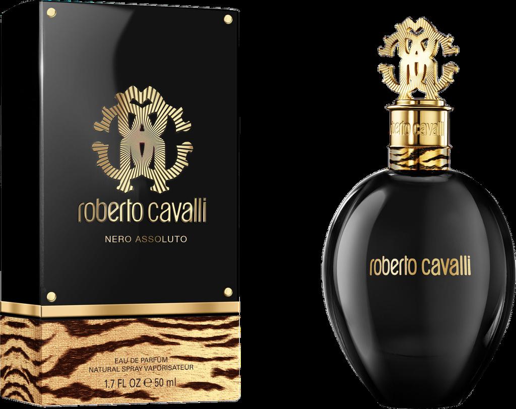 Roberto Cavalli Nero Assoluto (Роберто Кавалли Неро Ассолюто),женская туалетная вода, 75ml