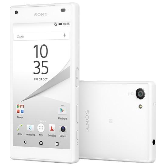 Смартфон Sony Xperia Z5 E6653 (White)