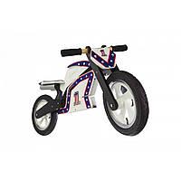"""12"""" Kiddi Moto Heroes деревянный, с автографом Evel Knievel, Беговел, велосипед без педалей"""