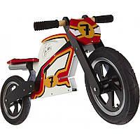 """12"""" Kiddi Moto Heroes деревянный, с автографом Barry Sheene, Беговел, велосипед без педалей"""