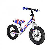 "12"" Kiddi Moto Super Junior MAX SUPER JACK, Беговел, велосипед без педалей"