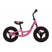 "12"" Pride PUSH 1.0 розовый 2017 Артикул: SKD-86-37 Беговел, велосипед без педалей"