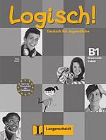 Logisch! B1 Grammatiktrainer. Deutsch für Jugendliche