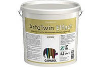 Декоративное финишное покрытие ArteTwin Effect Gold