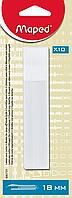 Леза для ножів 18мм (10 лез в уп.)