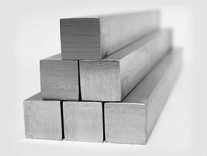 Алюминиевый квадрат 2017 Т4 (аналог Д1Т)