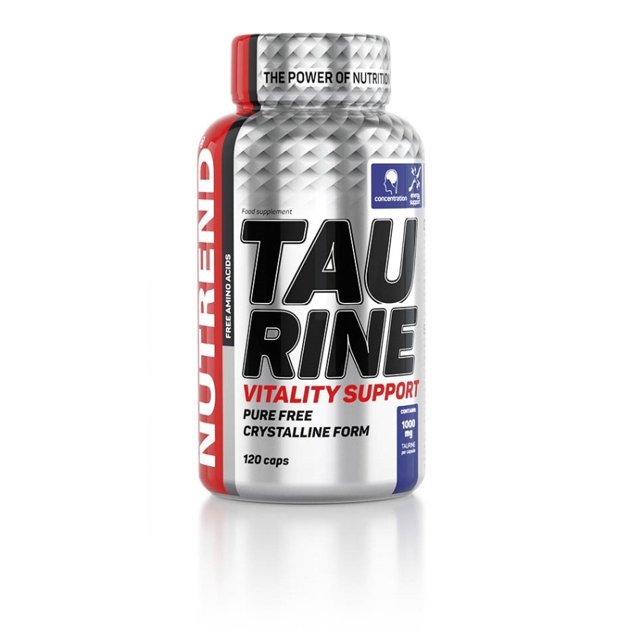 Nutrend Taurine 120 caps
