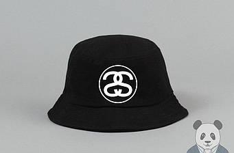 Панамка Stussy черная