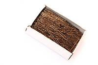 Шпильки  коричневые   50 мм 0.5 кг.
