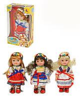 """Кукла муз """"Украиночка"""" 2013-8G"""