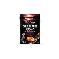 Лакомство Profine Grain Free Salmon Snack для собак с лососем, 200 г