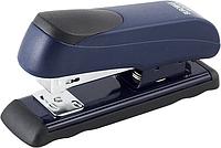 Степлер Buromax №24/6 до 20 аркушів, синій, пластиковий, 65мм (BM.4225-02)