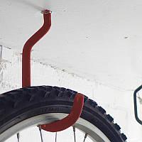 Крюк для велосипеда КВАДО К-003, с металлическим анкером