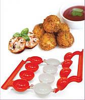 Форма для тефтелей с начинкой Meatball Maker Pro, форма для фрикаделек