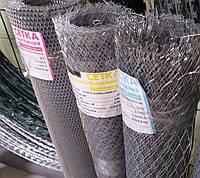 Сетку просечно-вытяжную купить 25х60х0,8х0,6 мм