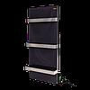 Керамічна панель обігрівач DIMOL Standart Plus 07 з сушкою рушників  (чорний графіт)
