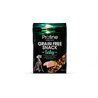 Лакомство Profine Grain Free Turkey Snack для собак с индейкой, 200 г