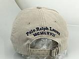 Бейсболка Polo Ralf Lauren. Кепки Polo Ralf Lauren. Стильные бейсболки. Качественные бейсболки., фото 4