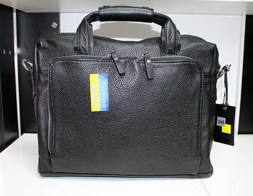 Кожаная мужская сумка Diamond (Украина)