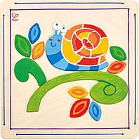 Мозаика для раскрашивания Улитка Hape, фото 1