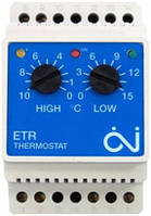 Терморегулятор для антиобледенения в водостоках OJ Electronics ETR/F-1447A