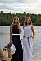 Простое , но очень стильное длинное платье от самых маленьких женских размеров до самых больших, фото 1