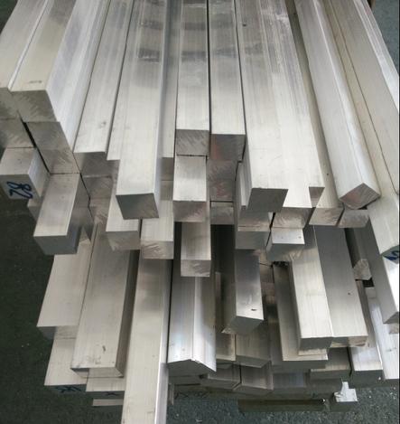 Алюминиевый пруток квадратный 40 мм 2017 Т4 квадрат дюралевый Д1Т, 40х40 мм, фото 2