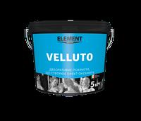 Декоративное финишное покрытие Velluto декоративное покрытие, создающее эффект бархата - 3 кг.