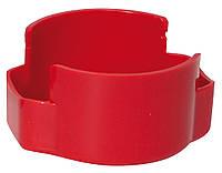 """Оснастка автомат., GRAFF 46040 HUMMER """"GLOSSY"""" пласт., для печатки d 40 мм, червона з футляром"""