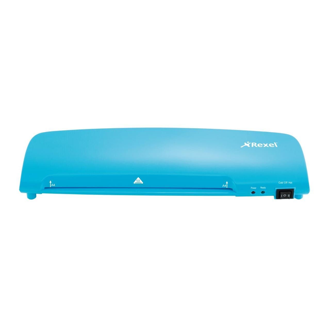 Ламинатор REXEL Joy Blissful Blue А4 125мкм (2104132EU)