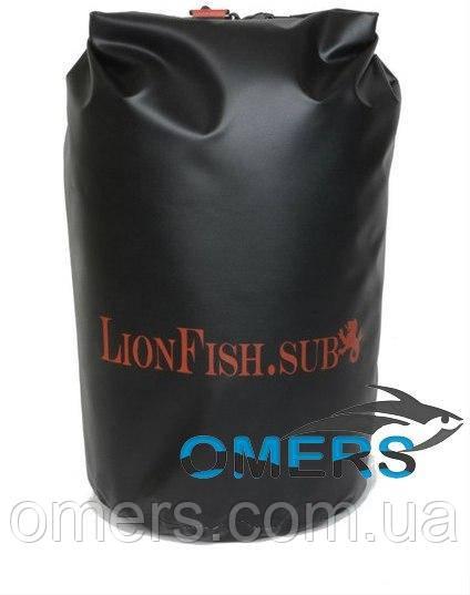 Водонепроникний Гермомешок Баул LionFish 40л з 1 ручкою