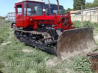 Аренда бульдозера дт-75 Услуги трактора бульдозера дт-75.