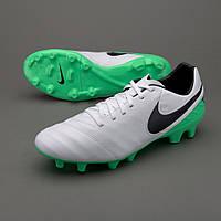 Бутсы Nike Tiempo Mystic V FG 819236-103 Найк Темпо 45 (29 см)