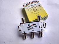 Коммутатор для спутникового ТВ DiSEqC 4x1 EuroSky DSW-7107P