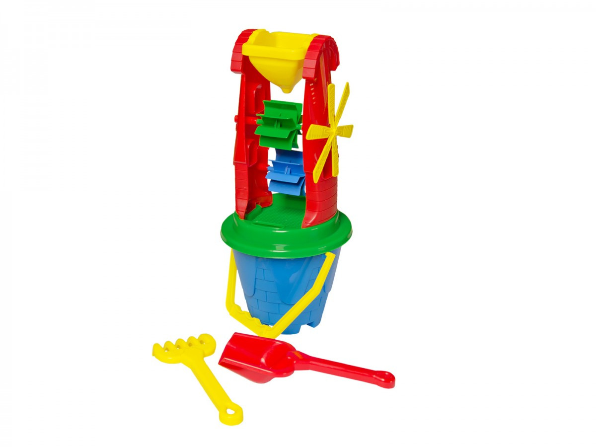 """Іграшка """"Млинок 2 Технок"""" (10 елементів) (2742)"""