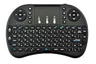 Беспроводная мини клавиатура Rii mini i8 + аккумулятор, фото 1