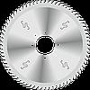 Пила D550B5,2b3,5d100z72 для пильных центров (зубья трапеция/прямой) GDA Италия