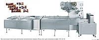 Высокоскоростная горизонтальная упаковочная машина (Флоу-пак) для упаковки конфет 051.67.01