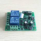 Радиоуправляемый модуль, 2-х канальный 433МГц/220V +1 пульт, фото 2