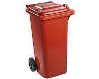 Бак для мусора пластиковый ZTP-120R