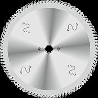 Пила D300B3,4b2,6d32z96 для резки алюминиевого профиля GDA Италия