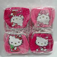 "Кошелёк детский застёжка поцелуй ""Hello Kitty """